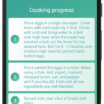 cooking recipe app